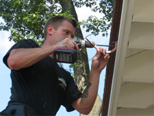 Naperville, IL's experts for gutter installation