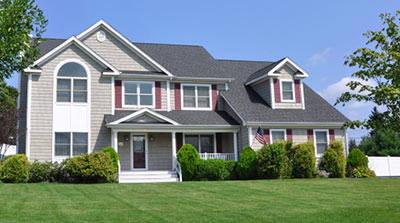 Maintained siding in Naperville